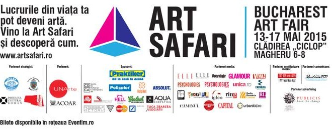 ART SAFARI BUCHAREST 2015