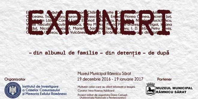 """""""Expuneri – din albumul de familie – din detenție – de după"""""""