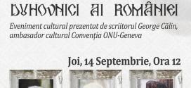 """Expozitia pictorului Paul Mecet – """"Mari preoti duhovnici ai Romaniei"""""""