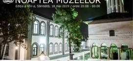 Noaptea Muzeelor 2019 la Râmnicu Sărat